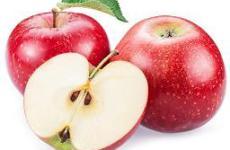 Чем полезны яблоки.