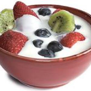 Приготовление йогурта в домашних условиях.