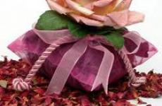 Ароматическое саше, как символ любви и целебный  запах.