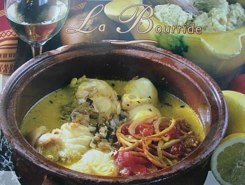 рецепт бурриды