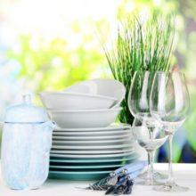 Чем мыть посуду и фрукты  без химии