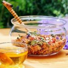 Цветочный чай— древние китайские рецепты не забыты
