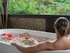 Ванна с травами для кожи— польза и удовольствие