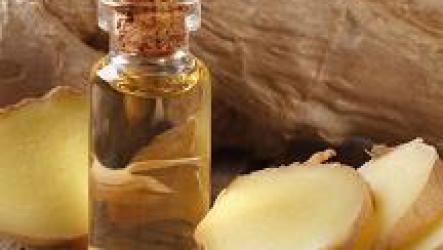 Применение имбирного масла в домашних условиях.