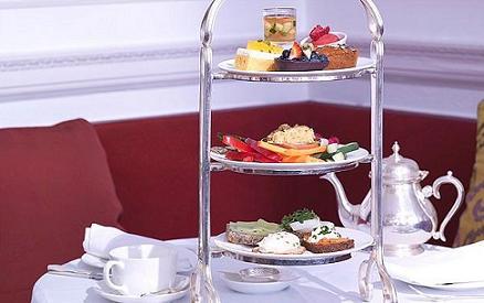 классический чай в пять часов