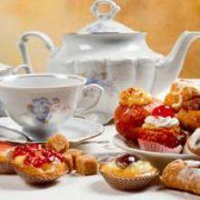 Как пить чай в Англии— история традиции Five o'clock