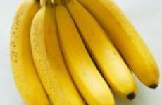 Как хранить бананы, чтобы не чернели.