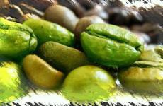 Зеленый кофе для похудения, за и против.