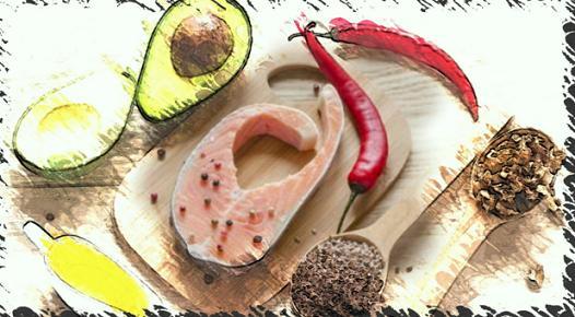 продукты с омега-3