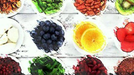Лучшие продукты антиоксиданты. Загляните в таблицу ORAC.