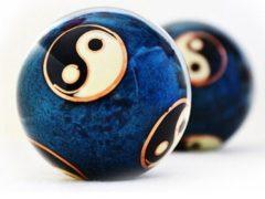 Китайские шары здоровья для рук— прислушайтесь к ощущениям