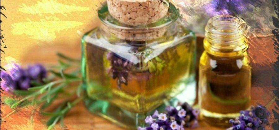 Эфирные масла для хорошего сна— первое место занимает лаванда
