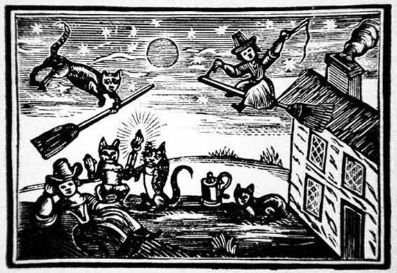 Кошки и ведьмы