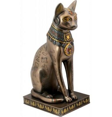 египетская кошка бастет