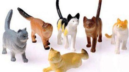 Статуэтка кошки в доме обладает магическим смыслом.