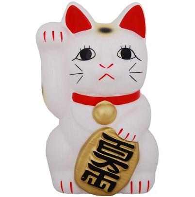 японская кошка манеки-неко
