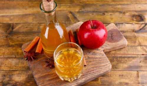 напиток c яблочным уксусом