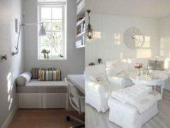 Как зрительно увеличить комнату— восемь приемов из копилки архитектора