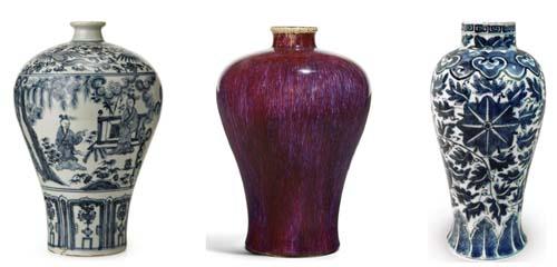 сливовые вазы