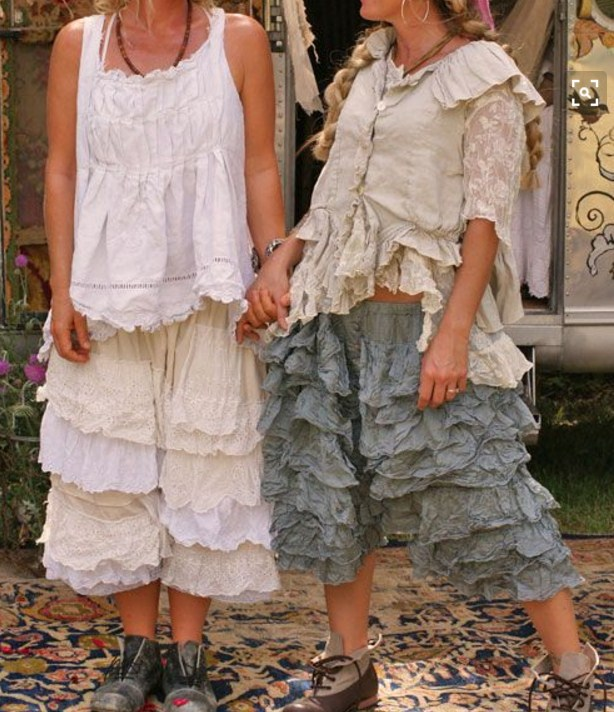 шебби одежда