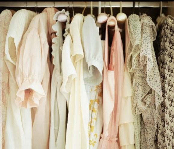 Платья шебби светлых тонов