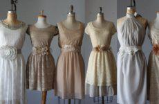 Стиль шебби шик в одежде, это не старомодно, а остро модно.