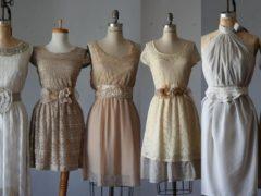 Стиль шебби шик в одежде, это не старомодно, а остро модно