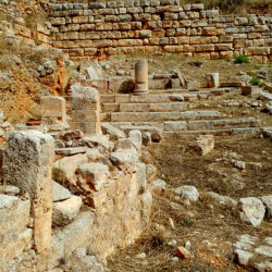 Древний город Аптера на Крите-захватывающее путешествие во времени