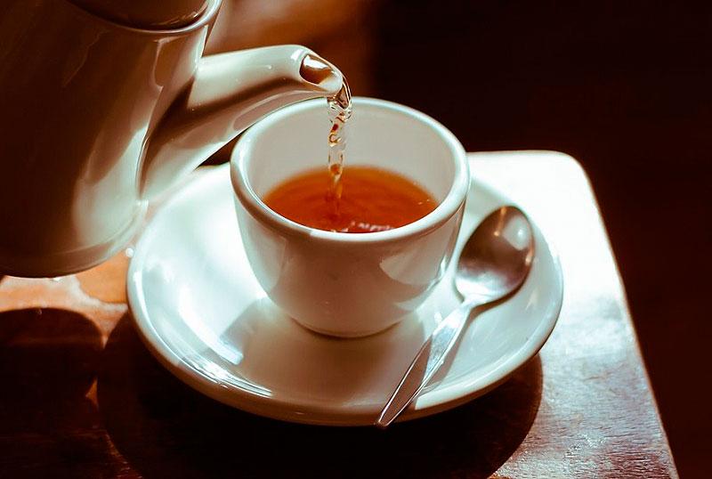 цвет чая ройбуш