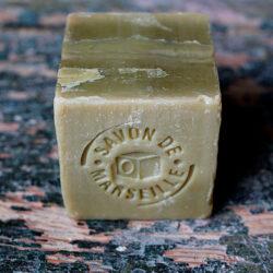 Марсельское мыло-800 лет легендарному зеленому кубу