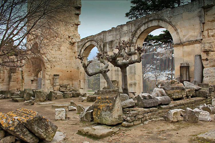 римский театр в арле